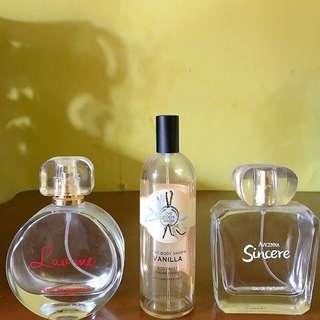 Botol Parfume (kosong)