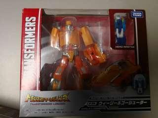 hee (只限順豐到付運費) LG29 wheelie 變形金剛 Transformers