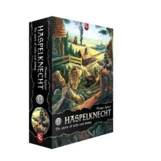 Haspelknecht : The Story of Early Coal Mining board game