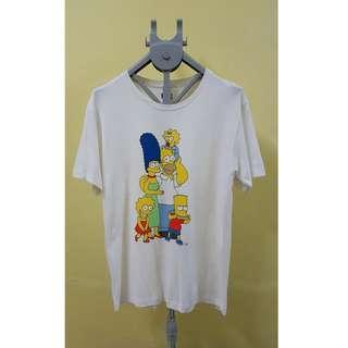 UNIQLO x The Simpsons T-Shirt, M. (Original)
