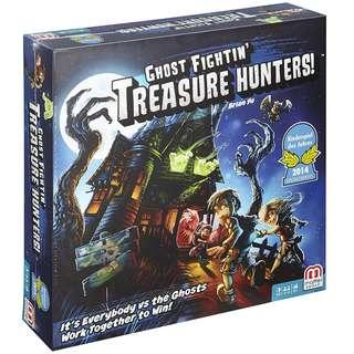 Ghost Fightin' Treasure Hunters kids game