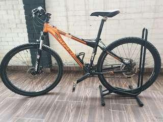 Trek  series 6 mtb bike bicycle basikal