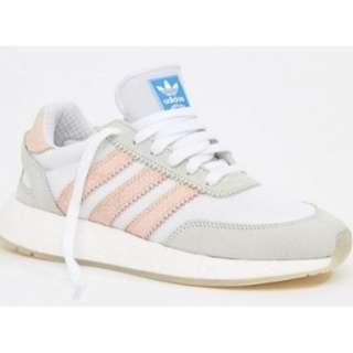 52600ce5a57800 Adidas Originals I-5923 In White And Pink