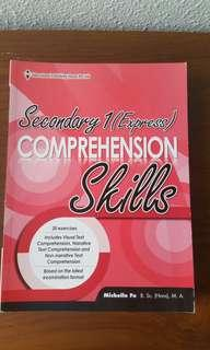 Secondary 1 (Express) Comprehension Skills