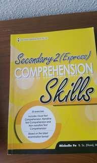 Secondary 2 (Express) Comprehension Skills