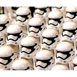Lego star wars First order stormtrooper with blaster-30 minifigure