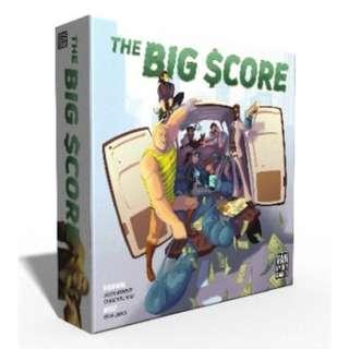 The Big Score party game
