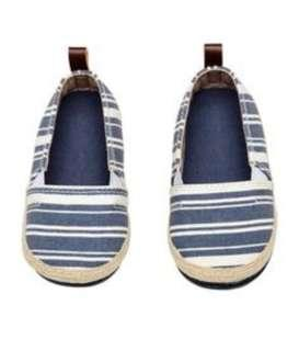 🚚 BNWOT H&M Baby Espadrille Shoes