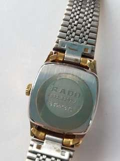 Old Rado watch, ladies'.