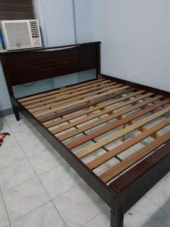 QUEEN SIZE BED with foam