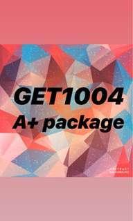 GET1004 A+ package Cyber Security (GEK1531)