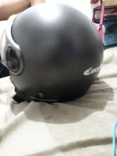 Helm cargloss half face