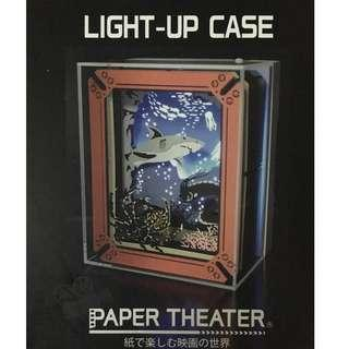 LIGHT UP DISPLAY CASE - PAPER THEATER 專用