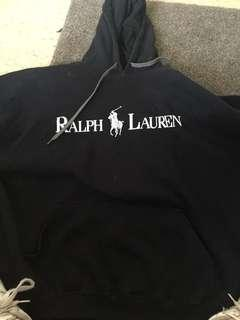 Ralph Lauren jumped