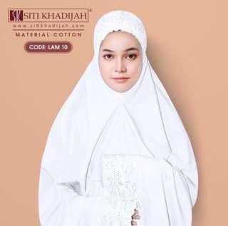 Siti Khadijah Telekung Sulam (INSPIRED) - limited colours