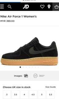 Brand New / Nike AF One (womens)