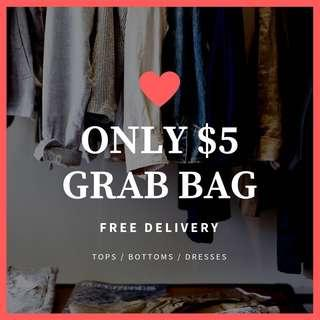 🚚 $5 GRAB BAG! FREE DELIVERY!