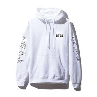Bt21 assc hoodie