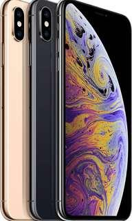 New iPhone Xs Max 512G can choose color