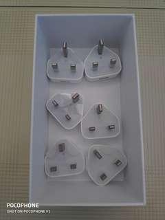 Orginal Apple Adapters