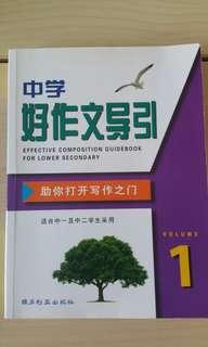 Chinese - Effective Composition Guidebook For Lower Secondary