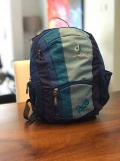 Kids Deuter bag for age 2-6 yrs old e605044a81f8f