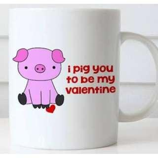 2019 YEAR OF THE PIG MUGS ( PREORDER)