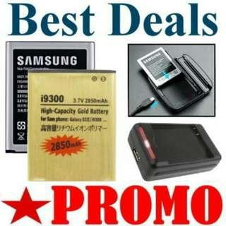 Samsung Galaxy Battery Charger S1 S2 S3 S4 S5 Note 1 2 3 4