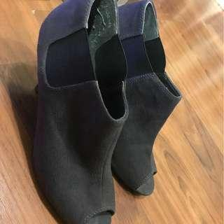 Preloved Peep Toe Shoes
