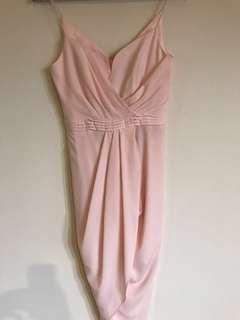 New Light Pink Dress