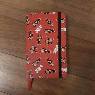 Paul Frank Notebook