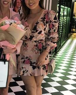 Sheike Floral dress