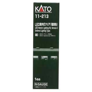 全新現貨 6盒 Kato 11-213 東方快車用 LED室內燈  N gauge 1/150 (非Tomix Tomytec)
