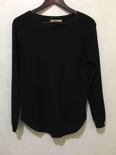 #bersihbersih Sweater hitam hardware