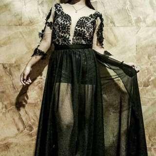 SUPER SALE Evening Gown