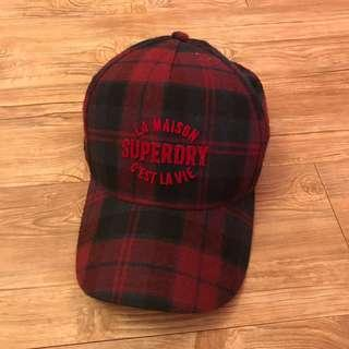 Super dry cap