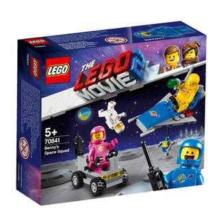 LEGO 70841 THE LEGO MOVIE - Benny's Space Squad