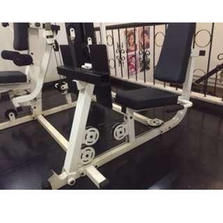 Preloved Home Gym
