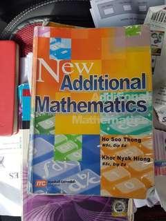 Igcse Add Math
