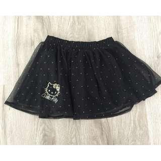 Marks & Spencer Black Hello Kitty Tutu Skirt