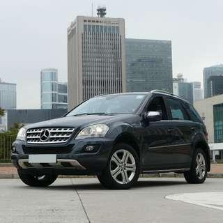 MERCEDES-BENZ ML300 2010