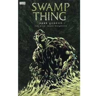 SWAMP THING: DARK GENESIS TPB (2002)