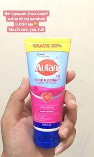 #bersihbersih Lotion Autan