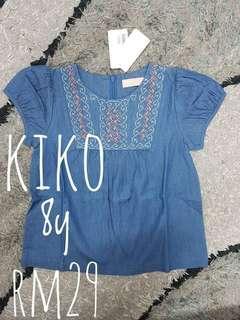 KIKO blouse brand new with tag NWT