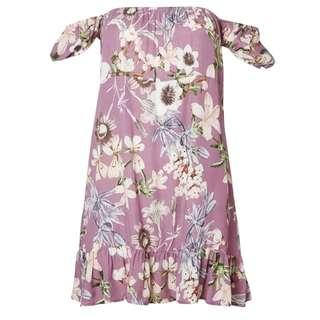 AUGUSTE MOONFLOWER AUGUSTINA DRESS