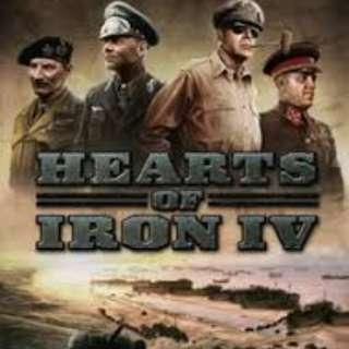 鋼鐵雄心4 heart of iron