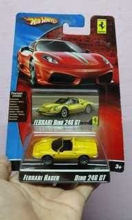 Hot Wheels - Ferrari Dino 246 GT