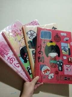 (GOOD DEAL ❗) ASSORTED FILES - Japanese designs