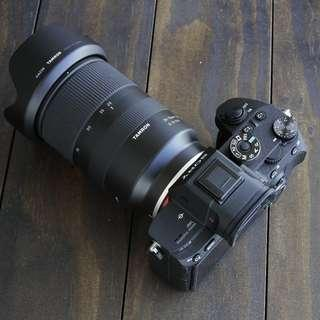 Selling Almost New Sony A7RIII with Tamron 28-75 F2.8