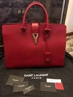 YSL ligne large handbag